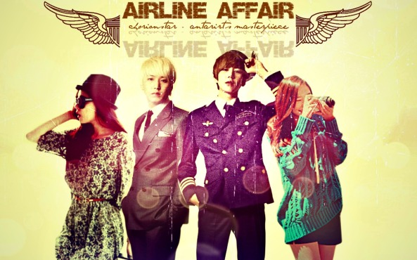 Airline Affair New Poster