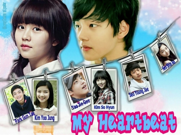 @LoveyChelsea My Heartbeat Yeo Jin Gu Kim So Hyun