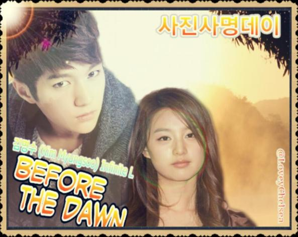 Before The Dawn Kim Myungsoo
