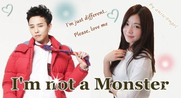 poster I'm not a Monster 2