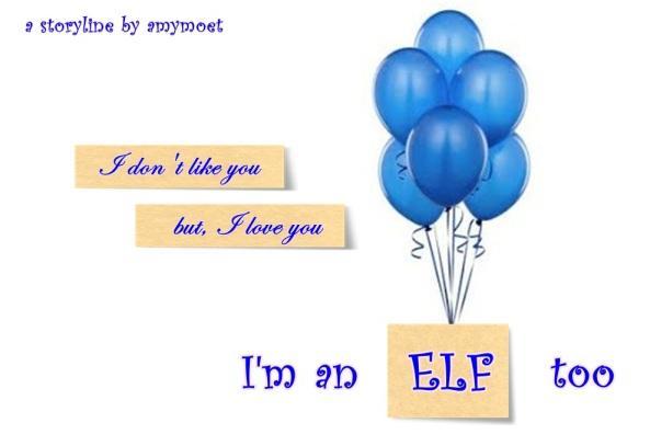 Im an ELF too