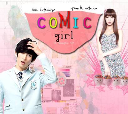 comic girl1